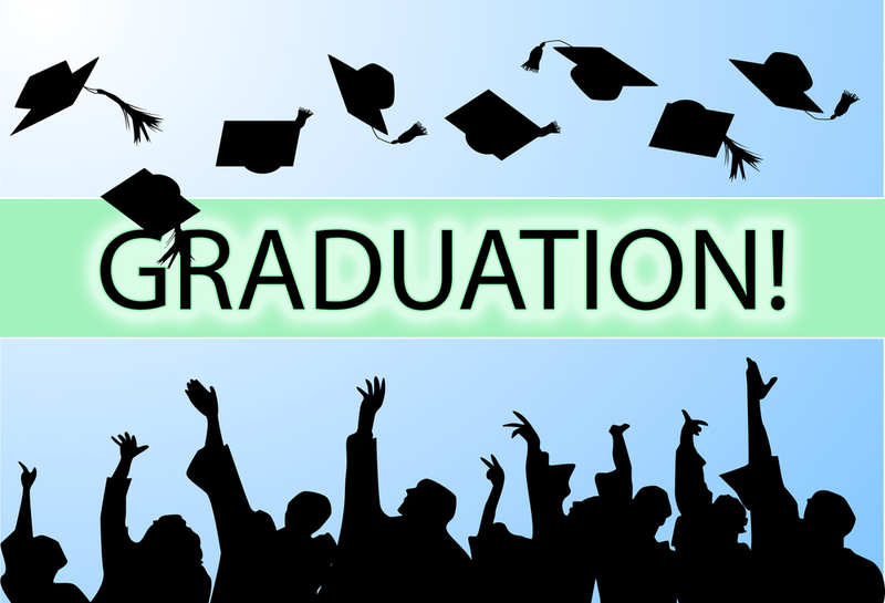 High School graduation is upon us!