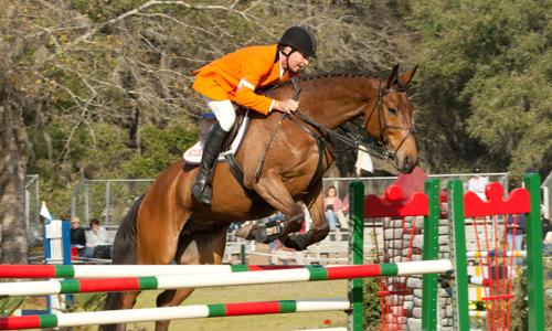 Red Hills Horse Trials start tomorrow!