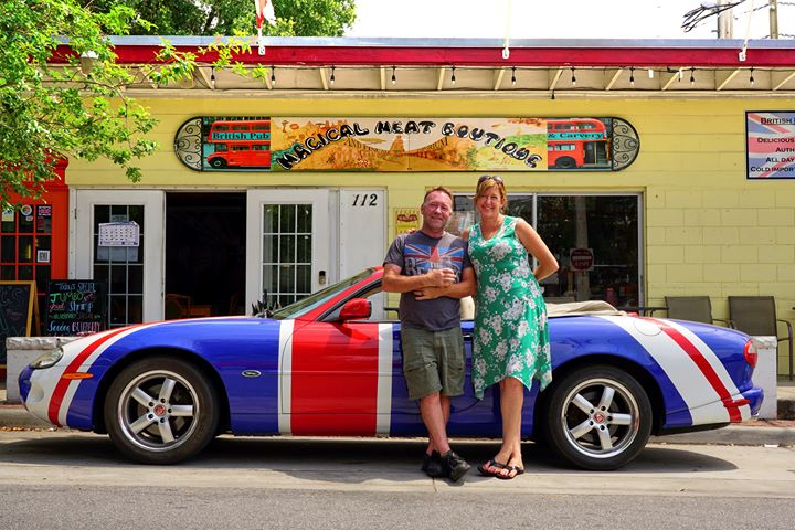 British surprise in little Mount Dora   Little English Guesthouse B&B, Tallahassee, FL
