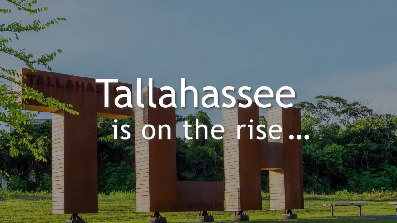 We love Tallahassee! We watched this video that's just been released and felt glad that we're in such a lovely town.