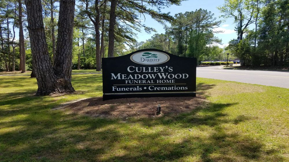 Culley's MeadowWood funeral home and Memorial Park