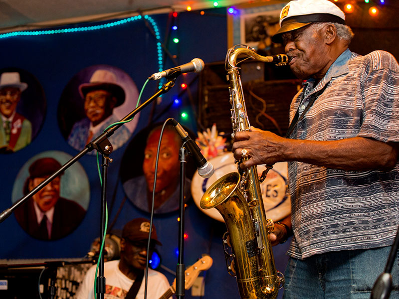 Bradfordville Blues Club | Little English Guesthouse B&B, Tallahassee, FL