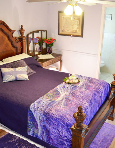 Essex Room | Little English Guesthouse B&B, Tallahassee, FL