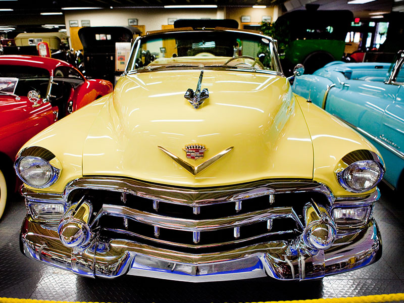 Tallahassee Auto Museum | Little English Guesthouse B&B, Tallahassee, FL