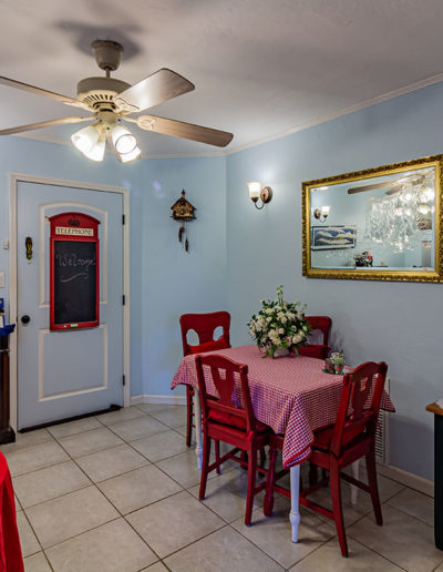 Breakfast at Your Time | Little English Guesthouse B&B, Tallahassee, FL