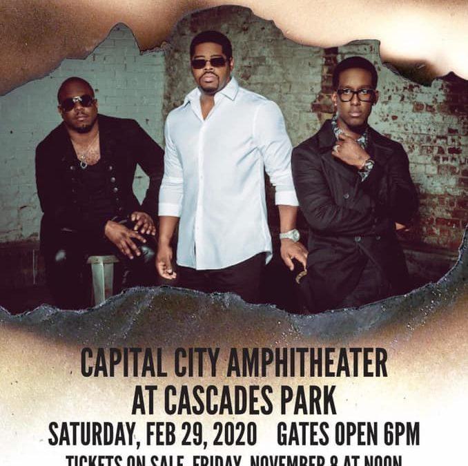 Boyz II Men -Tallahassee in February!
