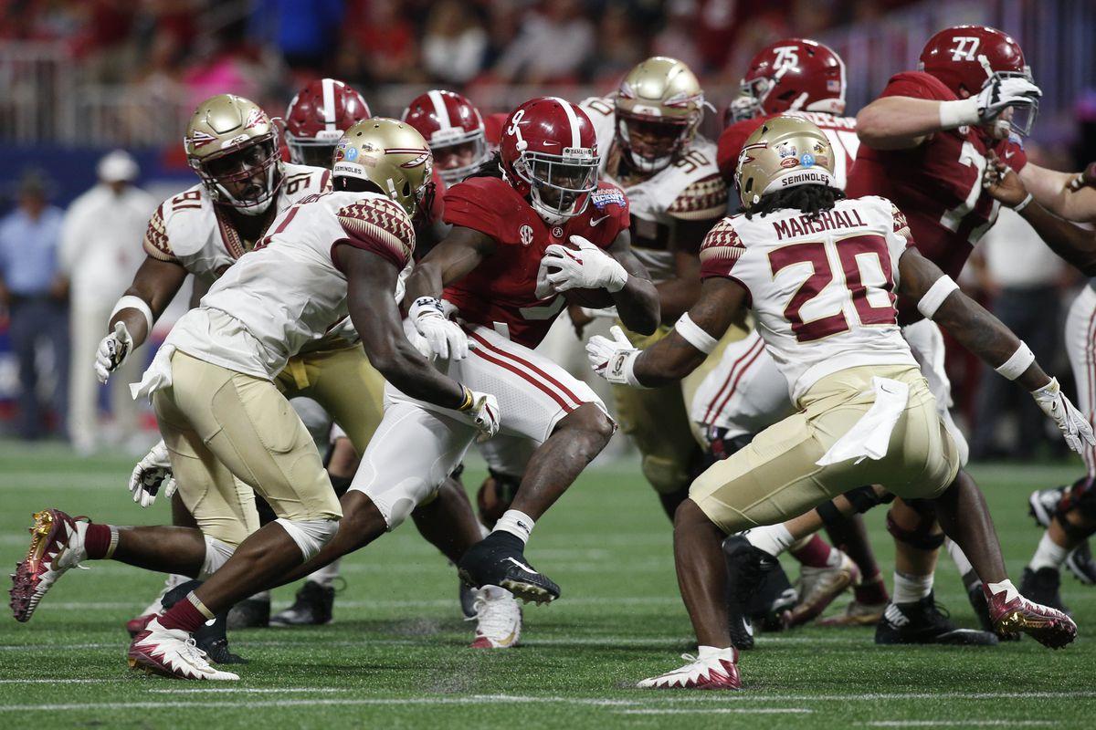 FSU-Alabama game