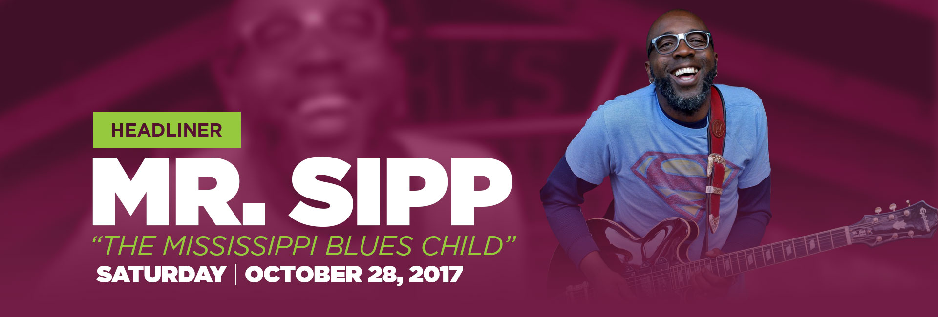 Jazz and blues this weekend!