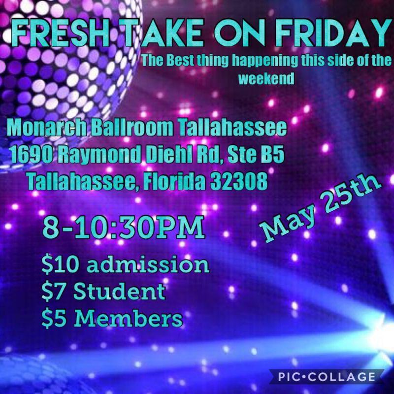 Take me dancing this weekend....