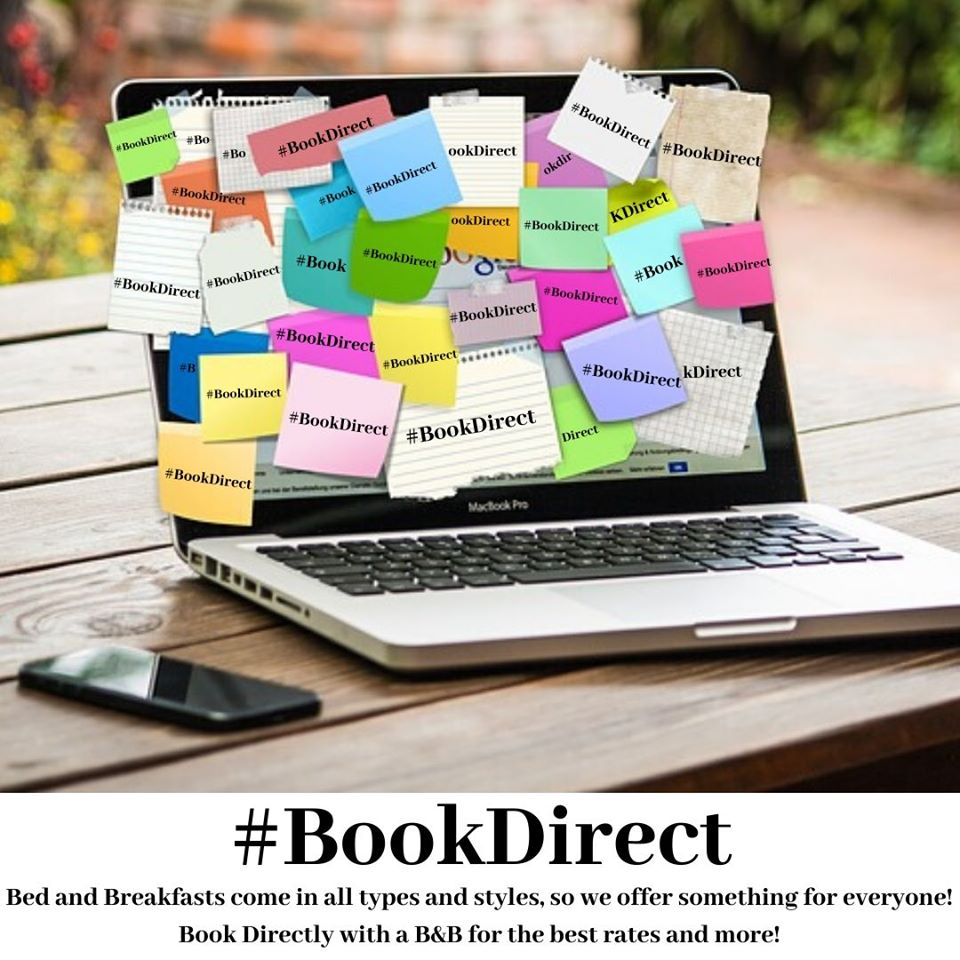 Why wouldn't you Book Direct and get the best rate?