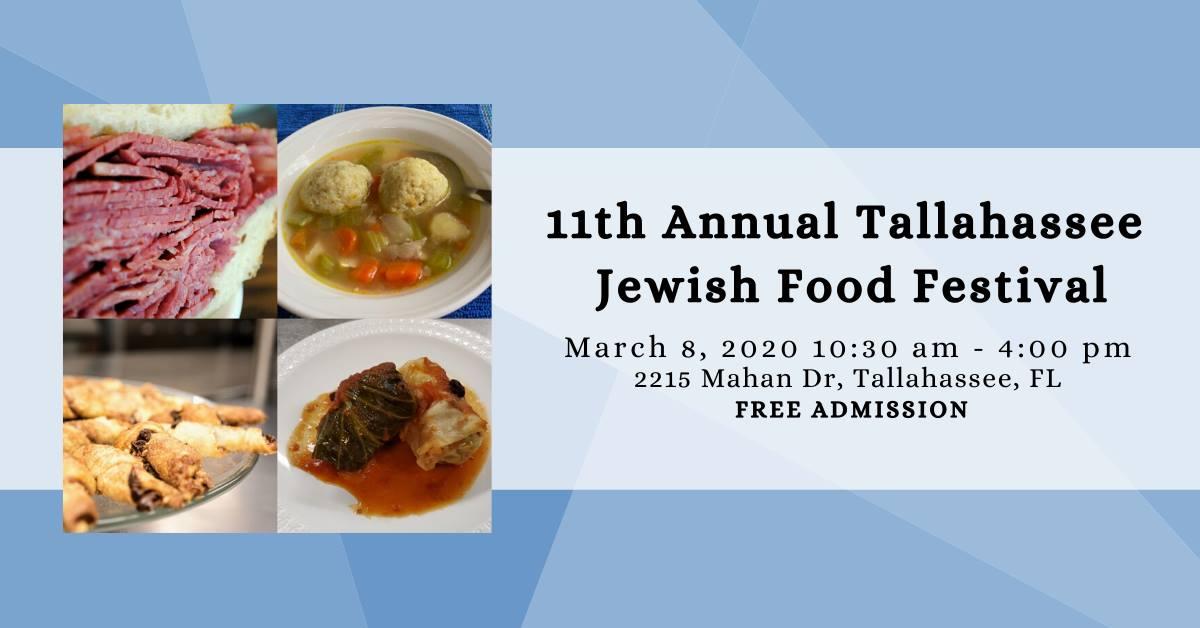 More than Matzo balls at the Jewish Food Festival!