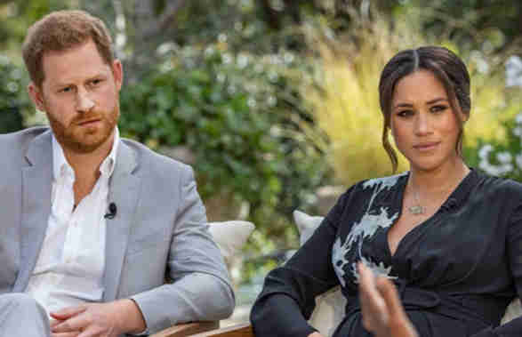 Click here for more Meghan and Harry – LOL