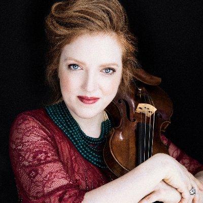 This Friday - Rachel Barton Pine in concert!