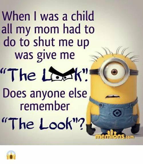 Yes, Mum...