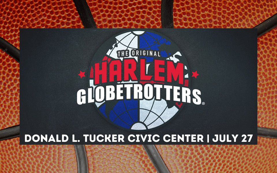 Harlem Globetrotters are coming to Tallahassee, woo hoo!
