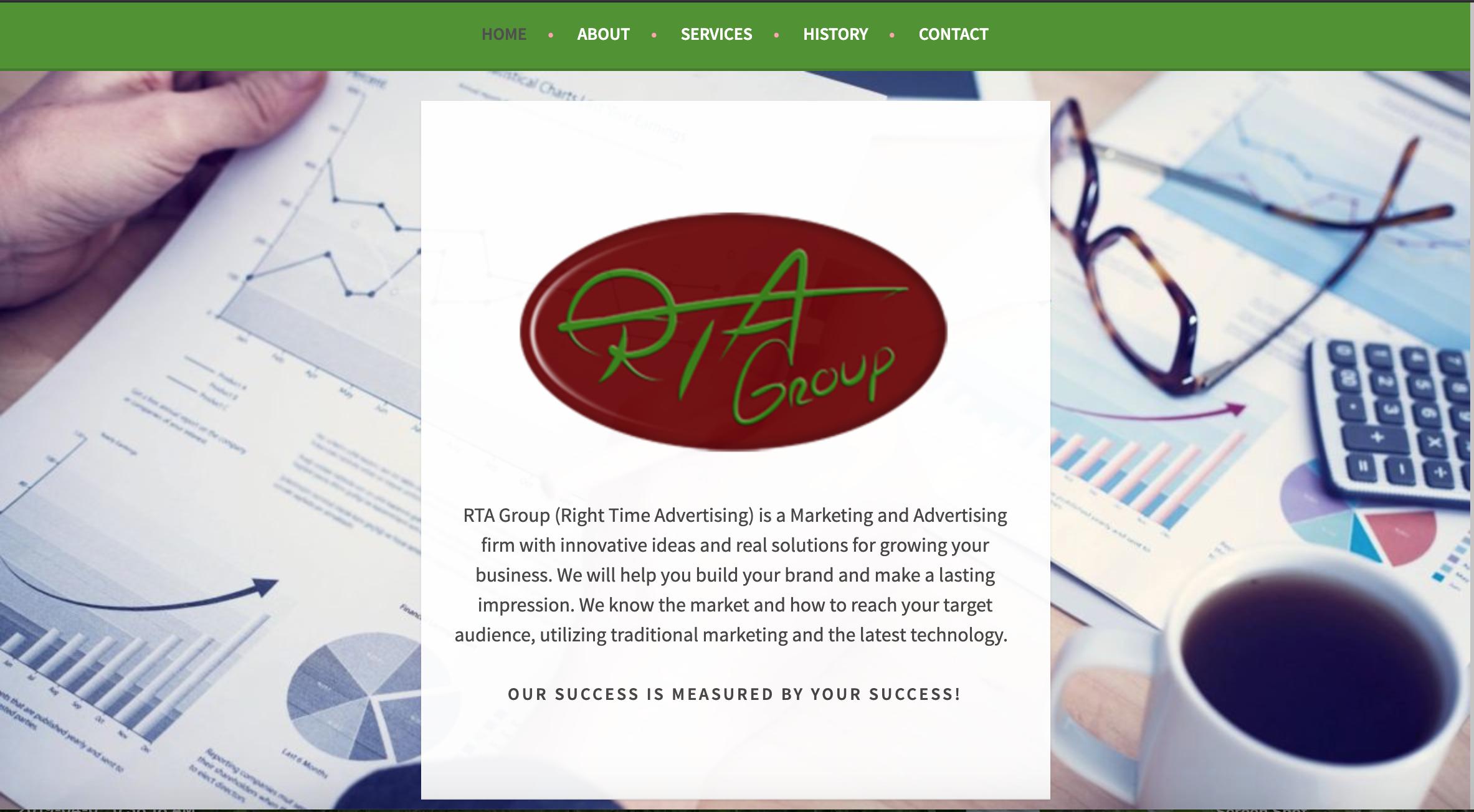 rta group sj digital client