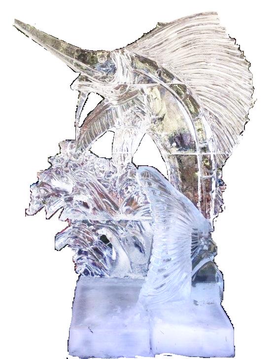 Ice sculpture summerville