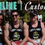 custom disney shirts