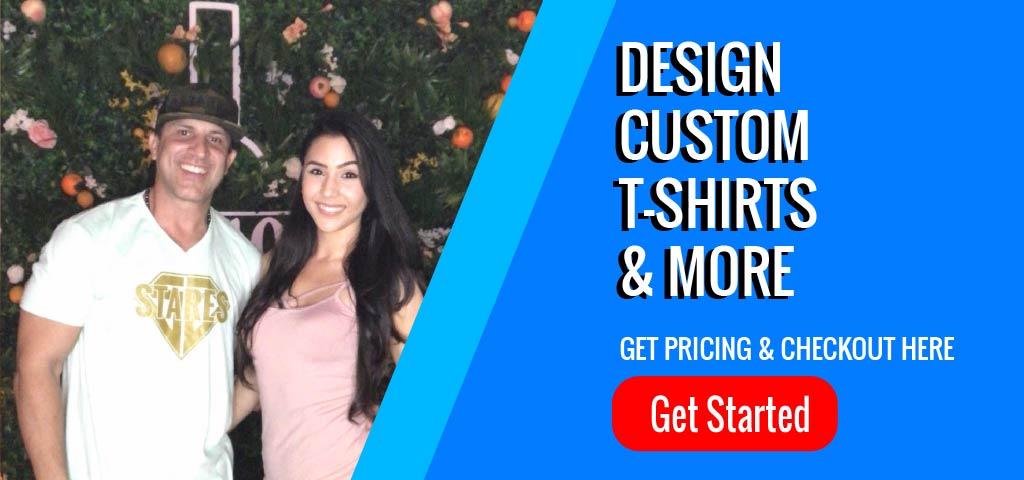 Stares Group Custom T-shirts