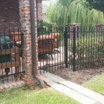 Patio Fence
