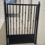 Simple Side Entry Gate