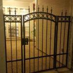 Carport Security Gate