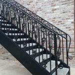 Heavy Staircase Railing
