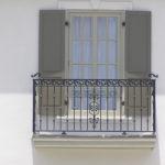 Faux Balcony
