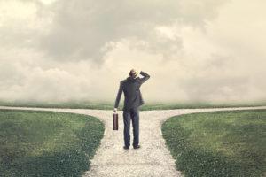 social media crossroads