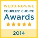 2014 Wedding Wire Award