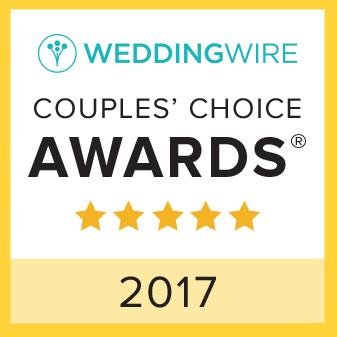 2017 Wedding Wire Award
