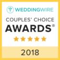 2018 Wedding Wire Award