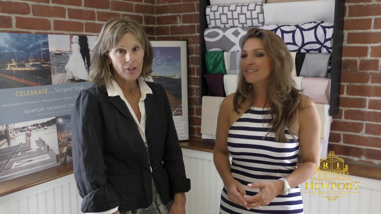 The Newport International Boat Show with Nancy Piffard and Newport Living and Lifestyles