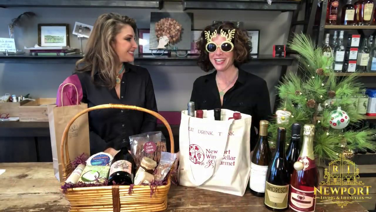 Maria Chiancola Newport Wine Cellar and Gourmet with Newport Living and lifestyles