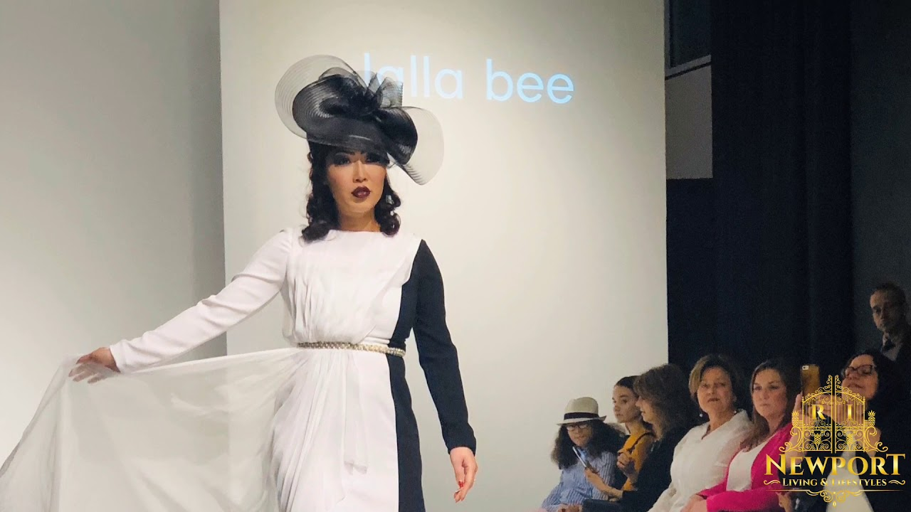 StyleWeek. A little sneak peek of some up and coming fashion designers