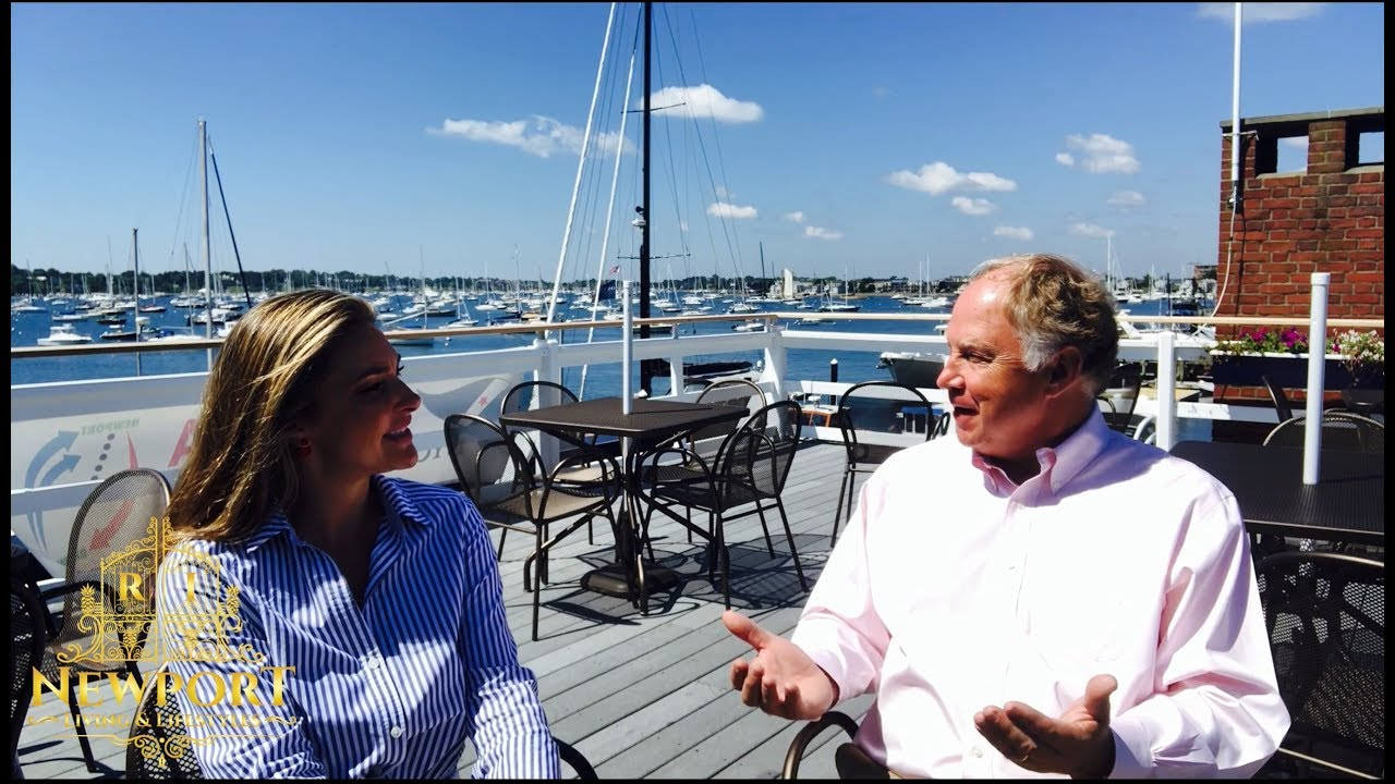 July 4th Fireworks with Evan Smith President & CEO of Discover Newport