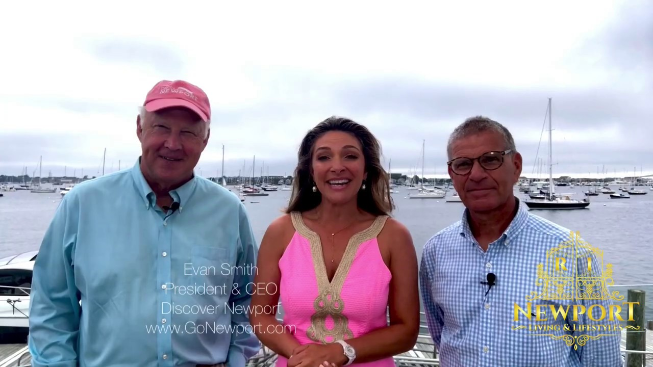 Vlog   1st Annual Harbor Lights with Newport Living and Lifestyles