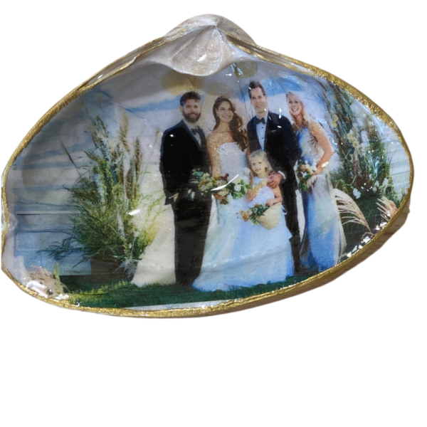 Customized Personal luxury nautical household gift for men or women. send your photograph