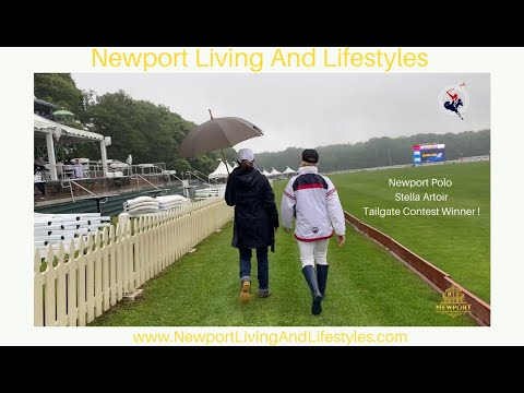 Newport Polo Tailgating Contest
