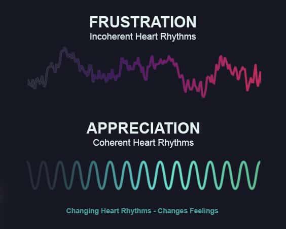 Heartmath Frustration Appreciation Chart