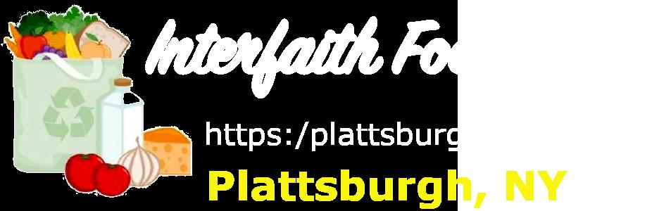 The Plattsburgh Interfaith Food Shelf