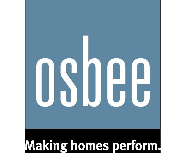 Osbee. Making Homes Perform.