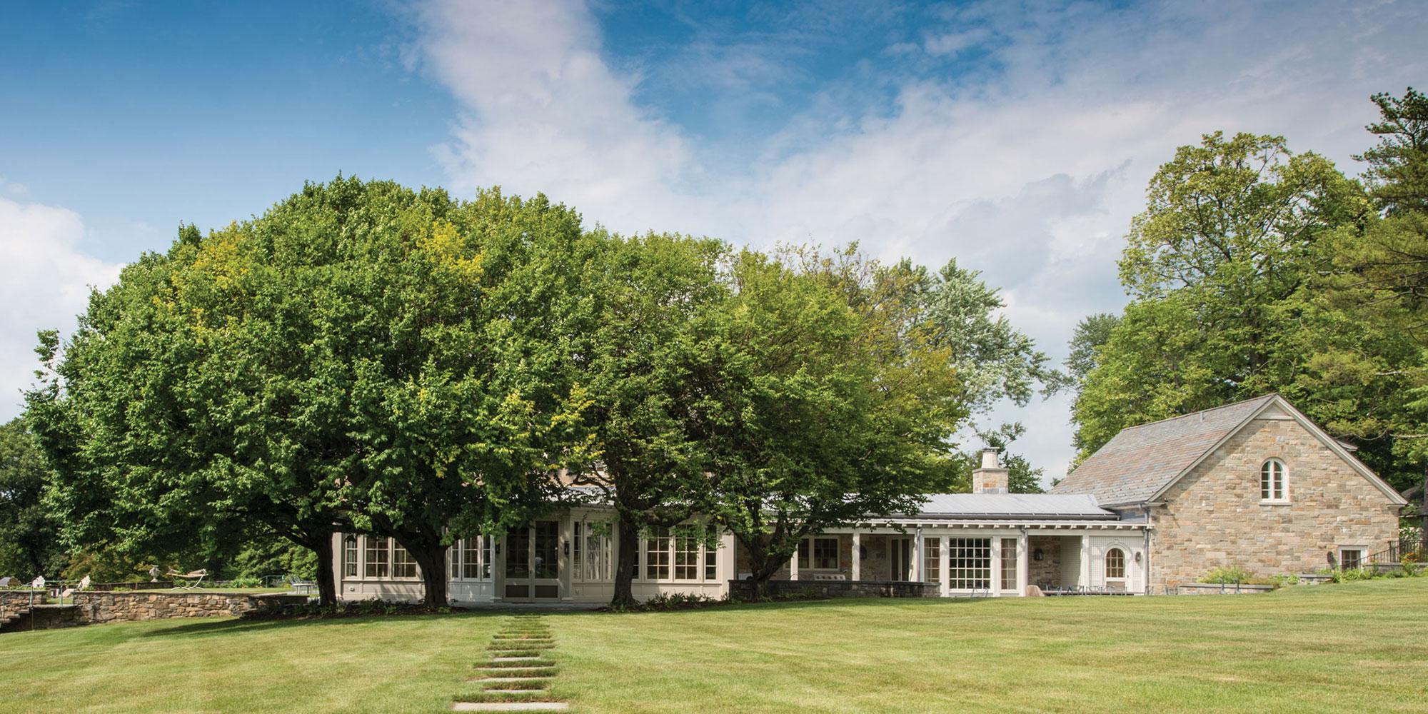 The Hudson River Estate