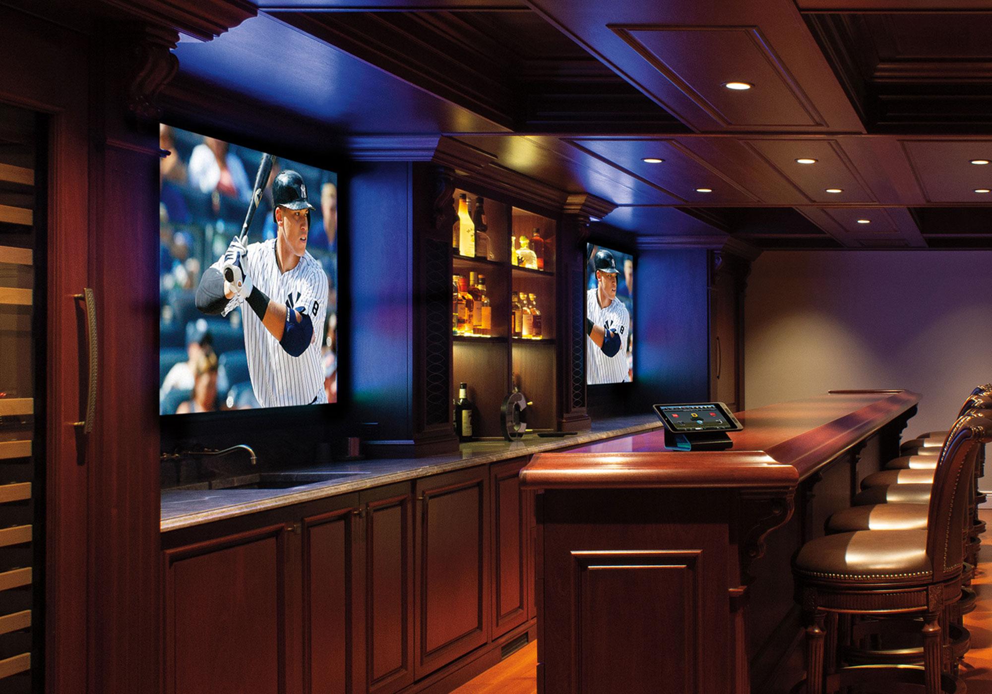 sports bar, tv, touchscreen, tabletop touchscreen