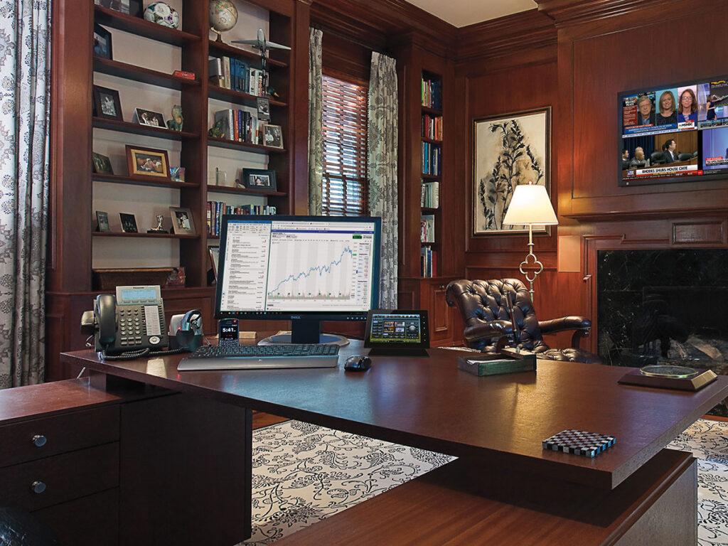 Office, touchscreen, tabletop touchscreen, TV