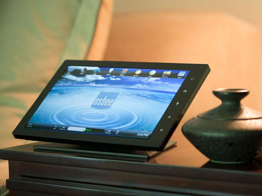 touchscreen, tabletop, tabletop touchscreen, home screen