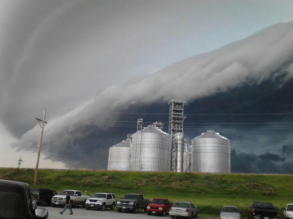 Cloud-picture
