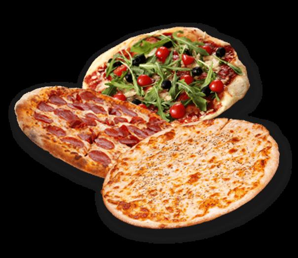 Villa Formia- Pizzas