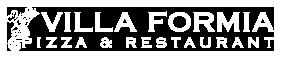 Villa Formia Pizza & Restaurant of Lynbrook, NY Logo