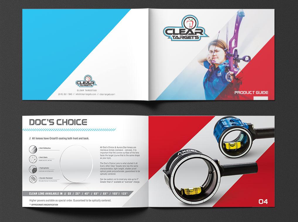 brochure design in monroe la
